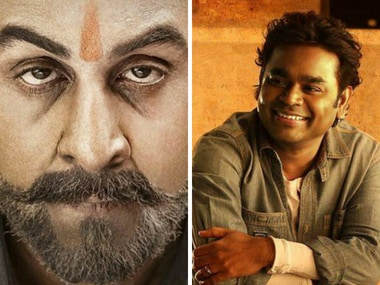 Sanju: A R Rahman collaborates with Rajkumar Hirani for the film's soundtrack