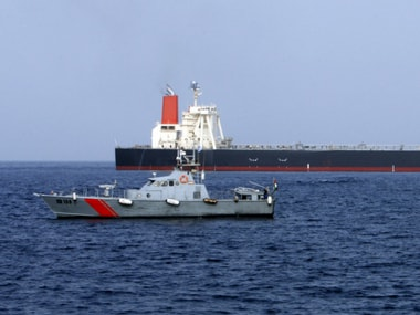 File image of ship on UAE sea. Reuters