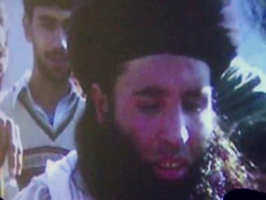 Slain Pakistan's Taliban leader Mullah Fazlullah. AP