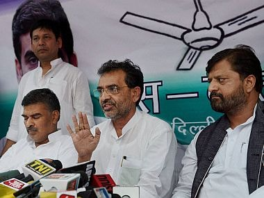 JD(U) hits out at Upendra Kushwaha over his remarks targetting Nitish Kumar, terms comments prejudiced and provocative