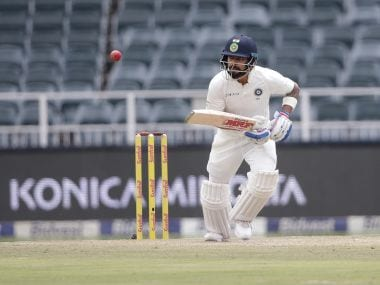 Indian skipper Virat Kohli had a poor Test outing in England in 2014 and he will be looking to make ammends this year. AFP