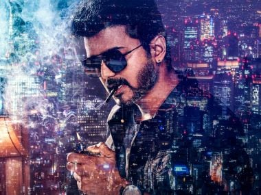 Vijay, AR Murugadoss sent legal notice by Madras HC over Sarkar poster that shows actor smoking