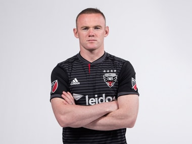 Wayne Rooney is England's all time goalscorer, and will join a list of other English greats to have played in the MLS, including David Beckham, Frank Lampard and Steven Gerrard. AP