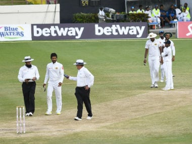 West Indies vs Sri Lanka: Unwise protest and bad weather robbed improved visitors of victory at St Lucia