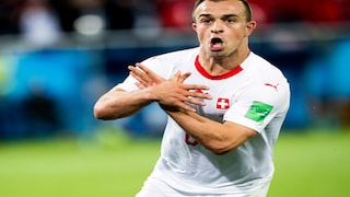 Fifa World Cup 2018 Kosovar Fans Rush To Pay Off Fines Incurred By Xherdan Shaqiri And Granit Xhaka For Goal Celebrations Sports News Firstpost