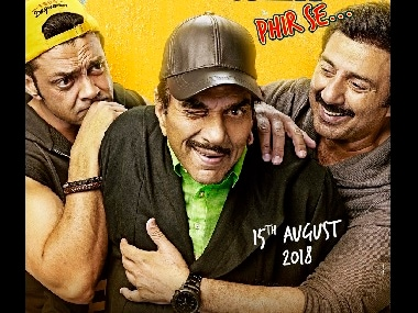 Yamla Pagla Deewana Phir Se teaser: Deols are back with their Punjabi swag, with Salman Khan in cameo