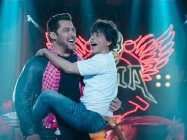 Zero Eid teaser: Shah Rukh Khan, Salman Khan dance together and show off their inimitable bromance