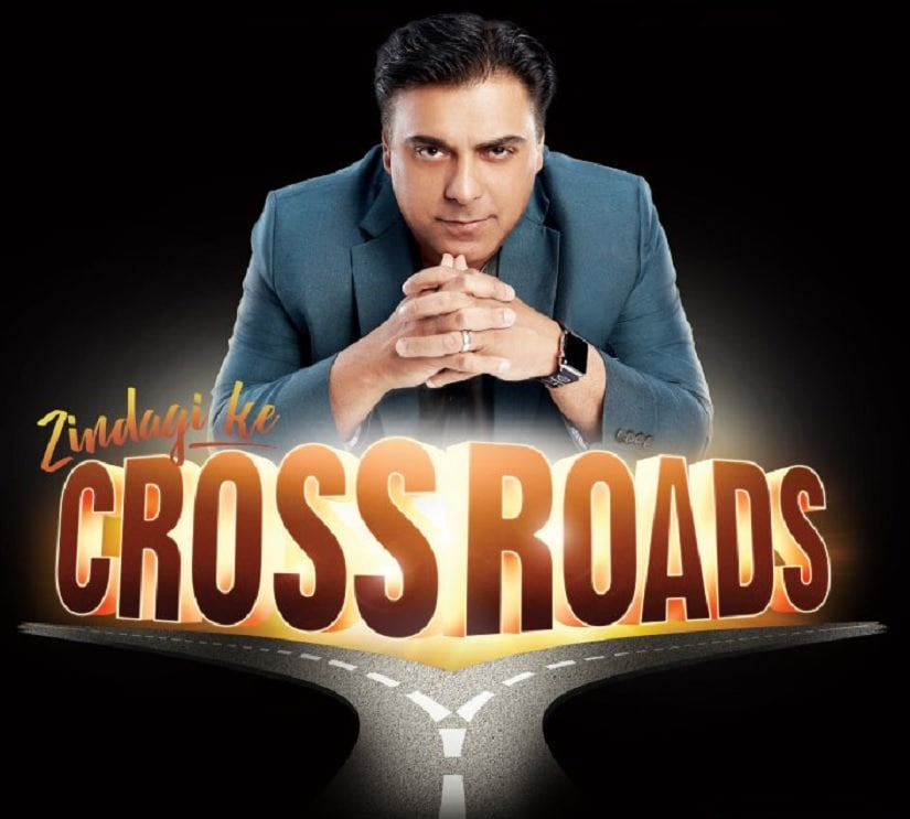Promo for Zindagi ke Crossroads. Image via Twitter