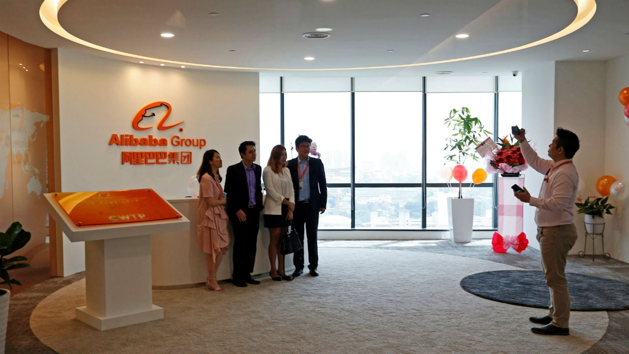 Alibaba postpones its up to  bn listing in Hong Kong due to growing protests