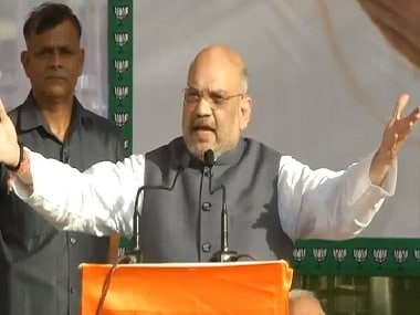 Amit Shah in J&K: BJP chief lambasts PDP, Congress, invokes Syama Prasad Mookherjee's 'historic martyrdom'