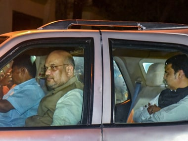 Amit Shah to visit Jammu tomorrow: BJP chief's first visit since dissolution of govt likely to be a battle cry ahead of 2019