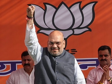 In UP, Amit Shah says BJP committed to principles and ideology, slams Opposition parties that rely on caste and family