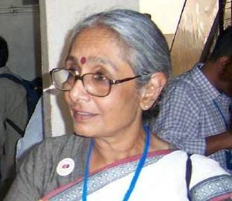 File image of Aruna Roy