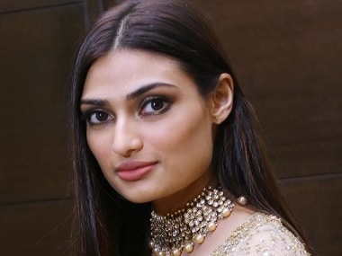 Athiya Shetty to play Kashmiri footballer Afshan Ashiq in biopic to be produced by Gulshan Grover's son Sanjay