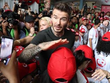 FIFA World Cup 2018: David Beckham tips England v Argentina final