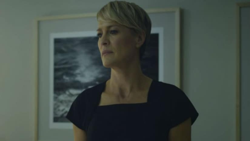 Representational image of Robin Wright as Claire Underwood in House of Cards. News 18