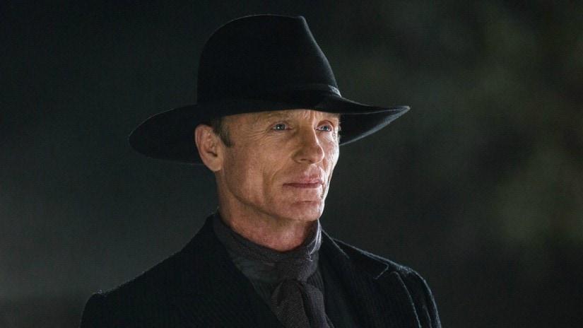 Ed Harris as Man in Black in Westworld. hbo.com