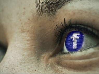 Facebook patents eye-tracking technology, but has denied using it at the moment