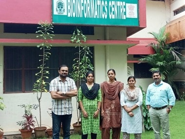 Scientists at the Kerala Agricultural University, Thrissur