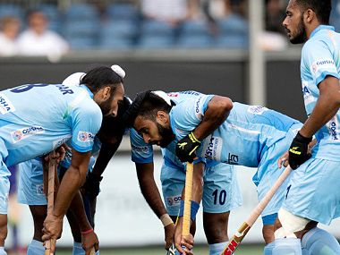 India vs Belgium match ended in a draw. Twitter @TheHockeyIndia