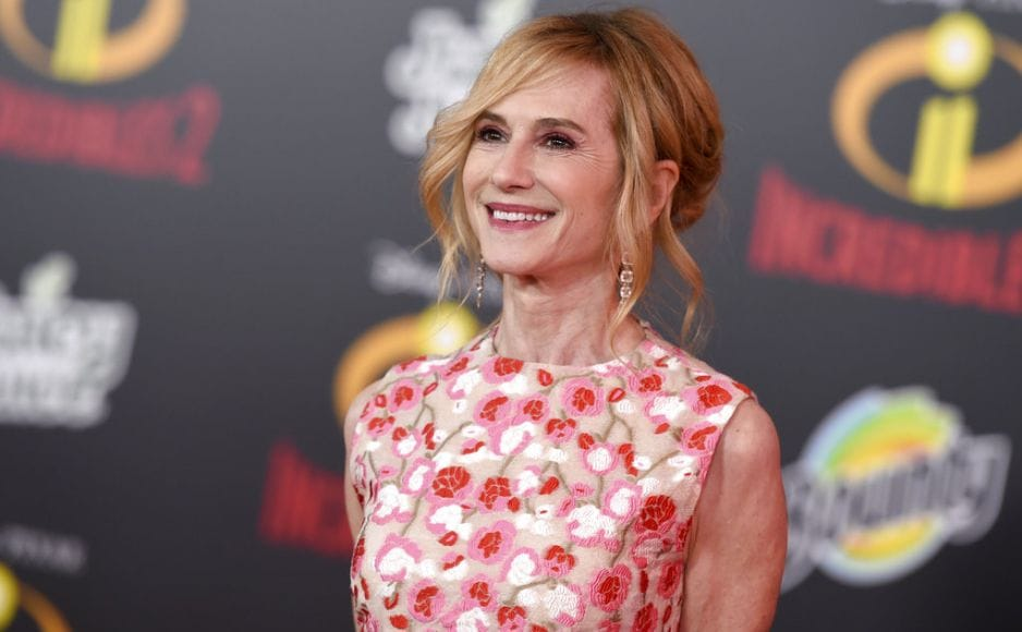 Holly Hunter is the voice of Helen Parr aka Elastigirl. AP/ Jordan Strauss