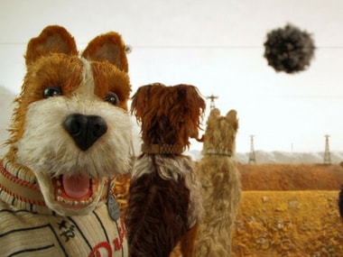 Watch: Wes Anderson's Isle of Dogs starring Bryan Cranston, Scarlett Johansson gets new trailer, motion poster