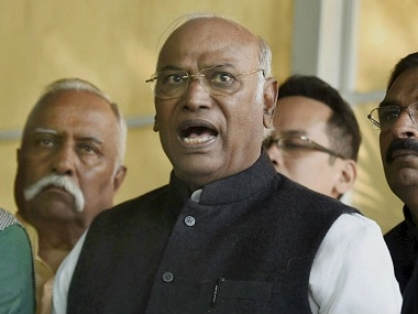 Rahul Gandhi appoints Mallikarjun Kharge as incharge of party's affairs in Maharashtra