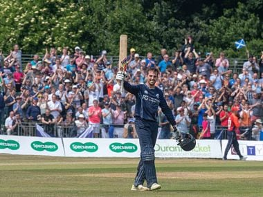England vs Australia: Eoin Morgan confident that team can learn from Scotland defeat ahead of ODI series