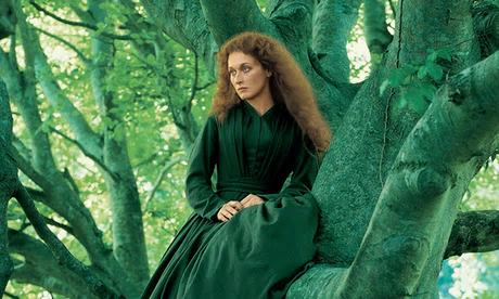 Meryl Streep in The French Lieutenant's Woman, the screen adaptation of the 1969 novel by John Fowles. Image from Facebook