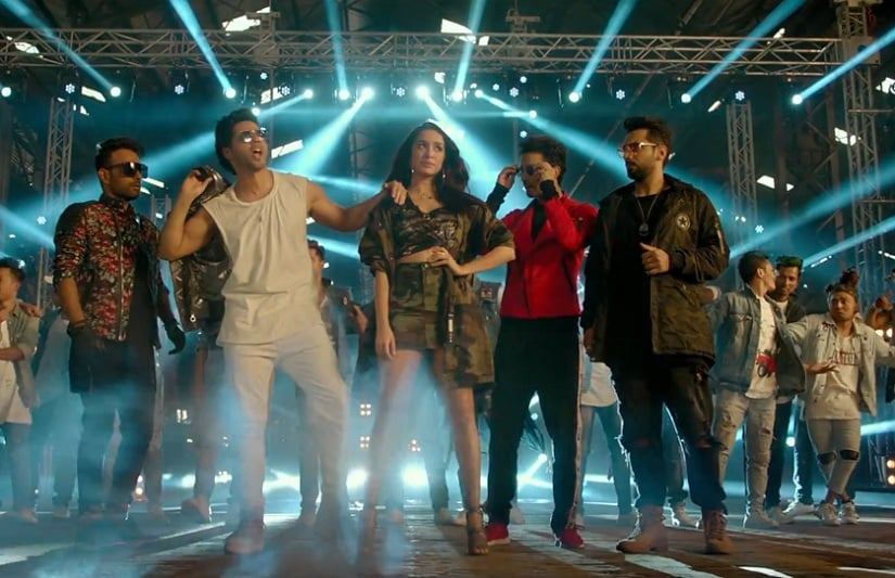 A still from Nawabzaade's 'High Rated Gabru'. Youtube screengrab