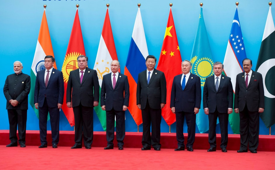 In the summit, the SCO members agreed to jointly pursue regional peace, stability and development by promoting good-neighbourliness and friendship and deepening practical cooperation. Besides Modi and Xi, other leaders attending the summit include Russian president Vladimir Putin and Iranian president Hassan Rouhani. AP