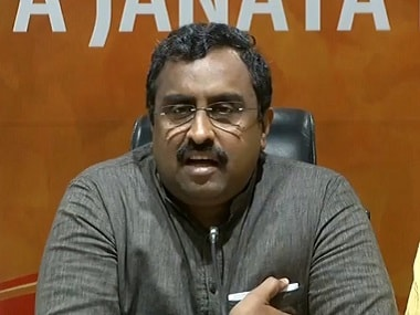Hitler, Mussolini 'were products of democracy' and democracies mature, says Ram Madhav; slams Opposition over CAA
