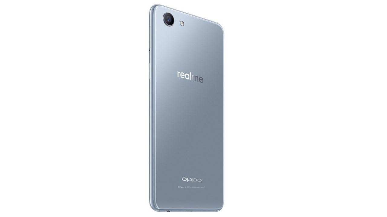 Oppo Realme 1 Moonlight Silver variant with 4 GB RAM goes on sale today at Rs 10,990