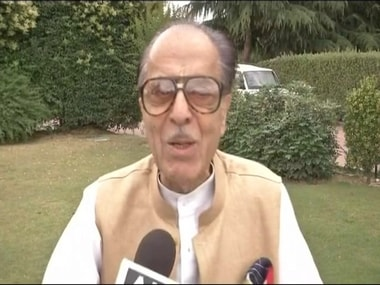 File image of Congress leader Saifuddin Soz. News18