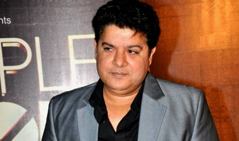 Sajid Khan. Image from Twitter/@VOICE_2U