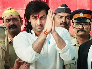 Sanju: Panchjanya, RSS official newspaper, criticises Rajkumar Hirani for 'whitewashing' Sanjay Dutt's reputation