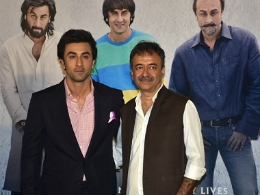 Rajkumar Hirani on why Ranbir Kapoor was his first choice for Sanju: 'He is a fantastic actor and open to criticism'