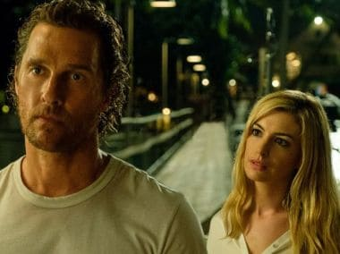 Serenity trailer: Anne Hathaway, Matthew McConaughey reunite to plot a murder in this thriller
