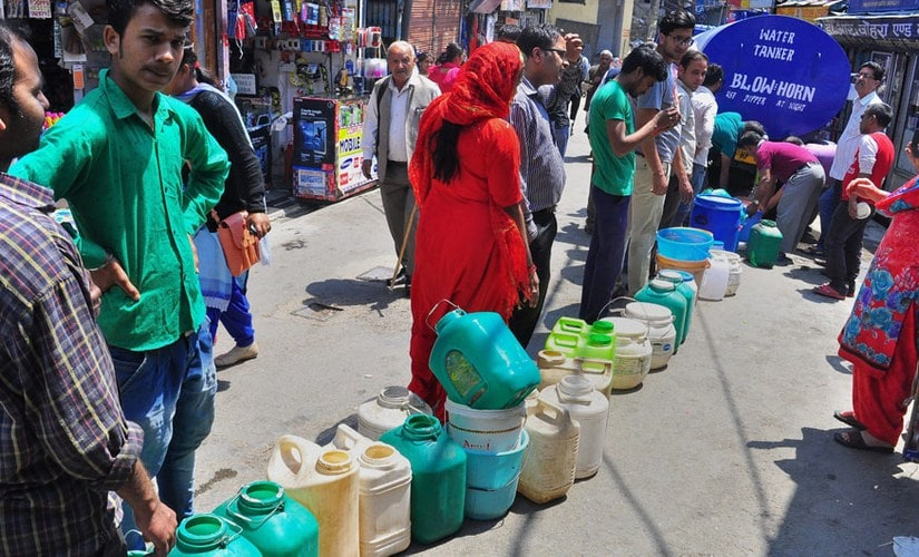 Shimla water crisis: Residents brace themselves for a dry spell and tepid tourism season