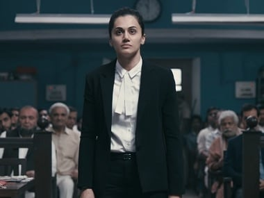 Taapsee Pannu takes inspiration from Pink co-star Amitabh Bachchan for her role as defence lawyer in Mulk