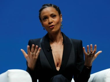 Thandie Newton credits Time's Up movement with helping her secure equal pay for Westworld