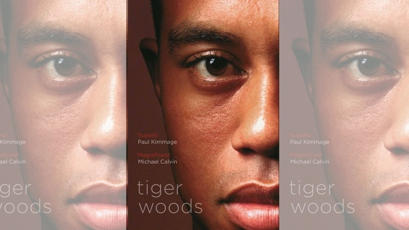 Cover for Tiger Woods by Jeff Benedict and Armen Keteyian