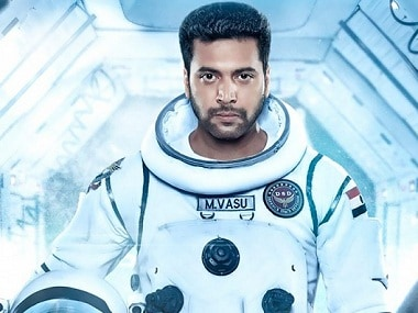 Tik Tik Tik movie review: Jayam Ravi shoulders this reasonably entertaining film with a novel concept