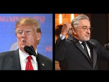 Donald Trump responds to Robert De Niro's Tony Awards outburst, calls actor 'a very low IQ individual'