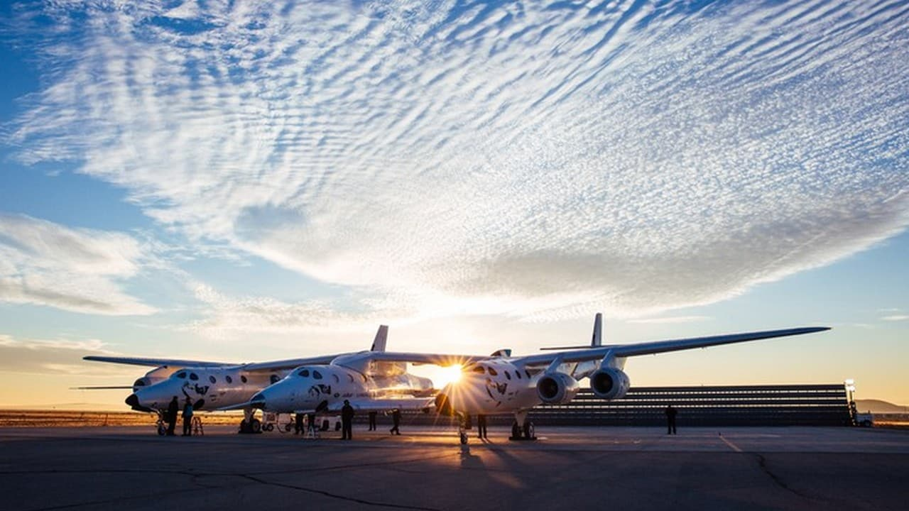 First space tourist flights from Virgin Galactic, Blue