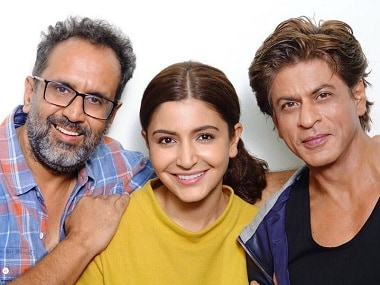 Anushka Sharma posts picture with Shah Rukh Khan, Aanand L Rai after Zero shoot wrap: Social Media Stalker's Guide