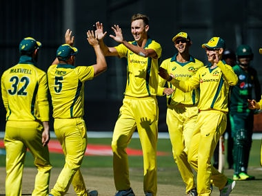 Zimbabwe T20I Tri-series: Billy Stanlake, Aaron Finch shine in Australias comprehensive victory over Pakistan