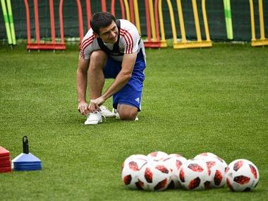 FIFA World Cup 2018: Russia midfielder Alan Dzagoev declares himself fit ahead of quarter-final clash against Croatia