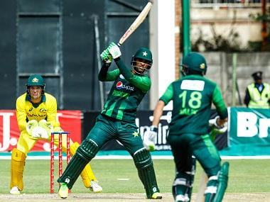 Zimbabwe T20I Tri-series: Fakhar Zaman's 91 helps Pakistan beat Australia by 6 wickets; clinch series