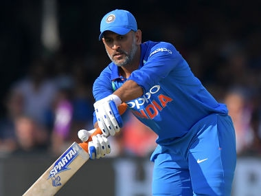 India vs England: MS Dhoni becomes fourth Indian to reach milestone of 10,000 ODI runs